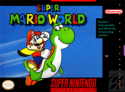 Super Mario World (Super Nintendo / SNES Game) Pre-Owned - Cartridge Only 1