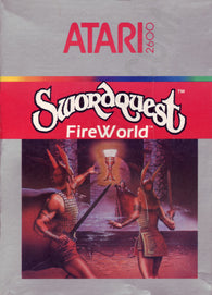 Swordquest Fireworld (2657) (Atari 2600) Pre-Owned: Cartridge Only