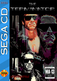The Terminator (Sega CD) Pre-Owned: Game, Manual, and Case