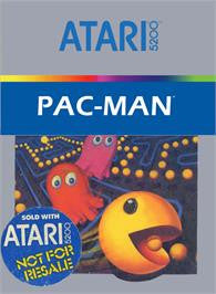 Pac-Man (Atari 5200) Pre-Owned: Cartridge Only