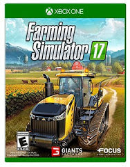 Farming Simulator 17 (Xbox One) Pre-Owned