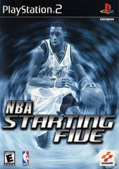 NBA Starting Five (Playstation 2) Pre-Owned: Game, Manual, and Case