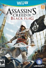 Assassin's Creed IV: Black Flag (Nintendo Wii U) NEW