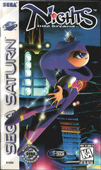 NIGHTS into Dreams (Sega Saturn) Pre-Owned: Game, Manual, and Case