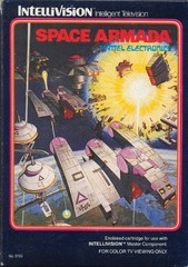 Space Armada (Intellivision) Pre-Owned: Cartridge Only