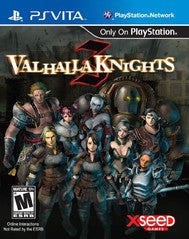 Valhalla Knights 3 (PS Vita) Pre-Owned
