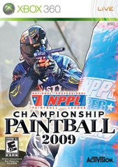 NPPL Championship Paintball 2009 (Xbox 360) Pre-Owned: Game and Case