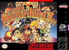 Super Adventure Island II (Super Nintendo) Pre-Owned: Cartridge Only