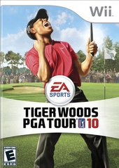 Tiger Woods PGA Tour 10 (Nintendo Wii) Pre-Owned