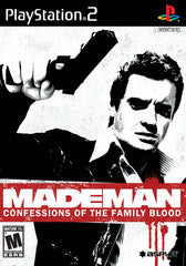 Made Man: Confessions of the Family Blood (Playstation 2) Pre-Owned: Game, Manual, and Case