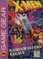X-Men: Game Master's Legacy (Sega Game Gear) Pre-Owned: Cartridge Only