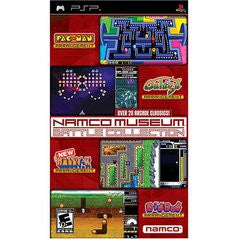 Namco Museum Battle Collection (Playstation Portable / PSP) Pre-Owned: Game, Manual, and Case