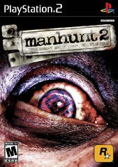 Manhunt 2 (Playstation 2) Pre-Owned: Game, Manual, and Case