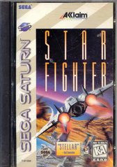 Star Fighter (Sega Saturn) Pre-Owned: Game, Manual, and Case
