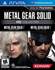 Metal Gear Solid HD Collection (PS Vita) Pre-Owned