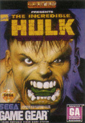 The Incredible Hulk (Sega Game Gear) Pre-Owned: Cartridge Only