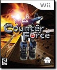 Counter Force (Nintendo Wii) Pre-Owned: Game, Manual, and Case