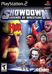 Showdown: Legends Of Wrestling (Playstation 2) Pre-Owned: Game, Manual, and Case