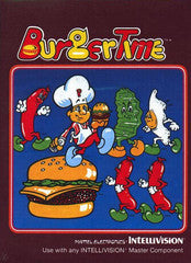 Burgertime (Intellivision) Pre-Owned: Cartridge Only