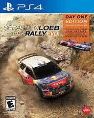 Sebastien Loeb Rally Evo (Playstation 4) NEW