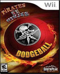 Pirates vs. Ninjas Dodgeball (Nintendo Wii) Pre-Owned: Game, Manual, and Case