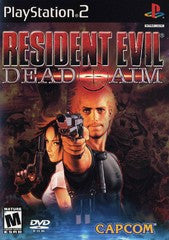 Resident Evil Dead Aim (Playstation 2) Pre-Owned: Game, Manual, and Case
