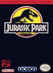 Jurassic Park (Nintendo / NES) Pre-Owned: Cartridge Only