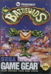 Battletoads (Sega Game Gear) Pre-Owned: Cartridge Only