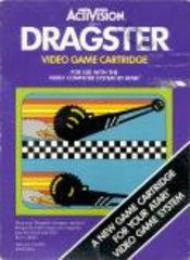 Dragster - AG001 (Atari 2600) Pre-Owned: Cartridge Only