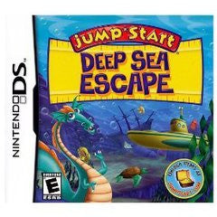 Jumpstart Deep Sea Escape (Nintendo DS) Pre-Owned: Game, Manual, and Case