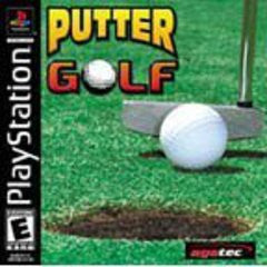 Putter Golf (Playstation 1) Pre-Owned: Game, Manual, and Case