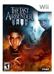 The Last Airbender (Nintendo Wii) NEW