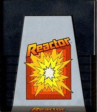 Reactor (Atari 2600) Pre-Owned: Cartridge Only