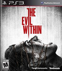 The Evil Within (Playstation 3) Pre-Owned: Game, Manual, and Case