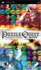 Puzzle Quest: Challenge of the Warlords (PSP) Pre-Owned