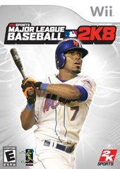 Major League Baseball 2K8 (Nintendo Wii) Pre-Owned: Disc(s) Only