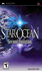 Star Ocean Second Evolution (PSP) Pre-Owned