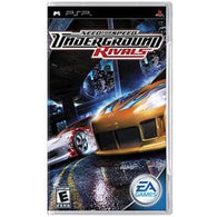 Need for Speed: Underground Rivals (Playstation Portable / PSP) Pre-Owned: Game and Case