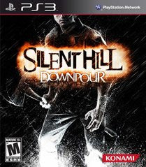 Silent Hill Downpour (Playstation 3) Pre-Owned: Game, Manual, and Case