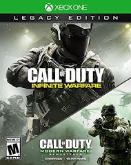 Call of Duty: Infinite Warfare Legacy Edition (Xbox One) NEW