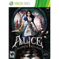 Alice: Madness Returns (Xbox 360) Pre-Owned: Game and Case