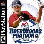 Tiger Woods PGA Tour Golf (Playstation 1) Pre-Owned: Game, Manual, and Case