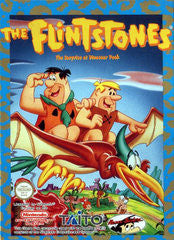 Flintstones: Surprise at Dinosaur Peak (Nintendo) Pre-Owned: Cartridge Only
