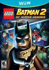 LEGO Batman 2 (Nintendo Wii U) Pre-Owned: Game and Case