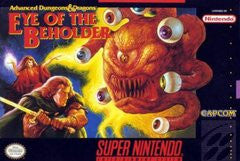 Dungeons & Dragons Eye of the Beholder (Super Nintendo) Pre-Owned: Cartridge Only