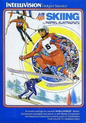 Skiing (Intellivision) Pre-Owned: Cartridge Only