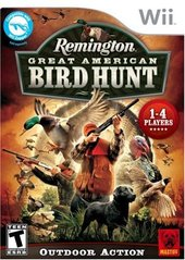 Remington Great American Bird Hunt (Nintendo Wii) Pre-Owned