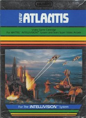 Atlantis (Intellivision) Pre-Owned: Cartridge Only