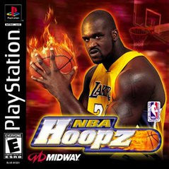 NBA Hoopz (Playstation 1) Pre-Owned: Game, Manual, and Case