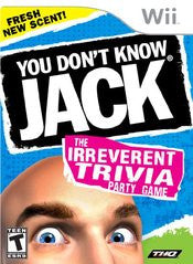 You Don't Know Jack (Nintendo Wii) NEW
